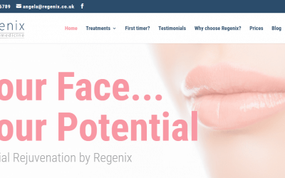 Regenix launch new look website